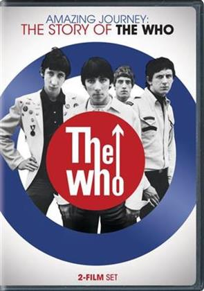 The Who - Amazing Journey - The Story of the Who (2 DVDs)