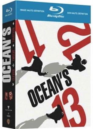 Ocean's Trilogie (3 Blu-rays)