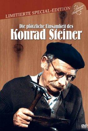 Die plötzliche Einsamkeit des Konrad Steiner (Limitierte Special Edition Holzverpackung)