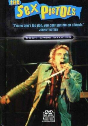 The Sex Pistols - Rock Case Studies (Deluxe Edition, DVD + Buch)