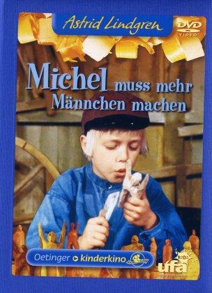 Michel muss mehr Männchen machen (Book Edition) - Astrid Lindgren