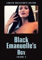 Black Emanuelle's Box - Vol. 2 (Limited Edition, 3 DVDs)