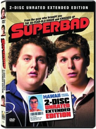 Superbad (2007) (Extended Edition, Unrated, 2 DVDs)