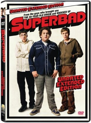 Superbad (2007) (Extended Edition, Unrated)