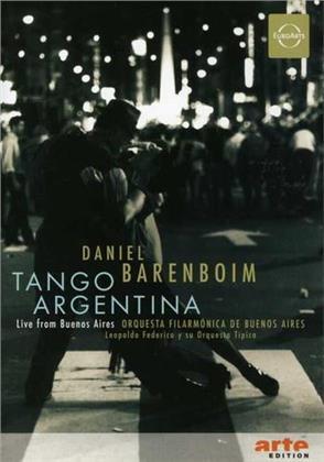 Daniel Barenboim - Tango Argentina (Euro Arts)
