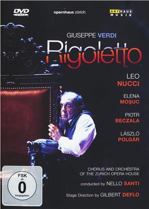 Opernhaus Zürich, Nello Santi, … - Verdi - Rigoletto (Arthaus Musik)