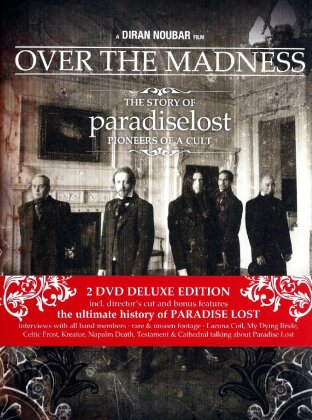 Paradise Lost - Over the Madness (Limited Edition, 2 DVDs)