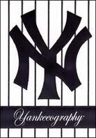MLB: Yankeeography - Vol. 1-4 (n/b, 12 DVD)