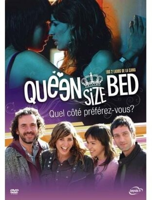 Queen size bed (2005) (Collection Rainbow)