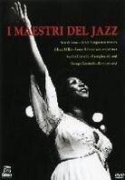 Various Artists - I maestri del Jazz (4 DVD)