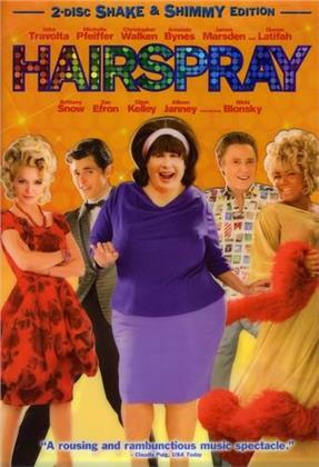 Hairspray - (Shake & Shimmy Edition) (2007) (2 DVDs)
