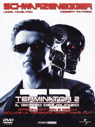 Terminator 2: Il giorno del giudizio (1991) (Edizione Speciale, Director's Cut, 3 DVD)
