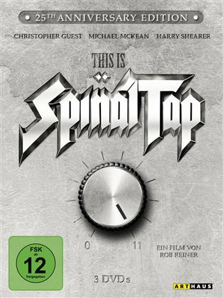 This is Spinal Tap (1984) (25th Anniversary Edition, 3 DVDs)