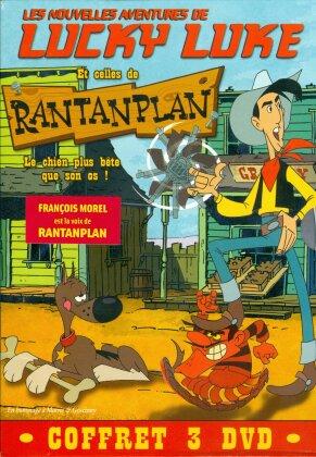 Lucky Luke - Les nouvelles aventures de Lucky Luke et Rantanplan (2001) (3 DVD)