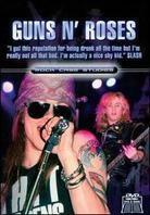 Guns N' Roses - Rock Case Studies (DVD + Buch)