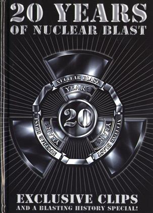 Various Artists - 20 Years of Nuclear Blast (Limited Edition, 2 DVDs)