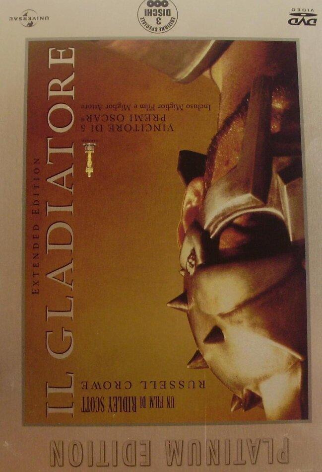 Il gladiatore (2000) (Platinum Edition, 3 DVDs)