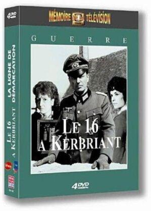 Le 16 à Kerbriant & La ligne de démarcation (Mémoire de la Télévision, s/w, 4 DVDs)