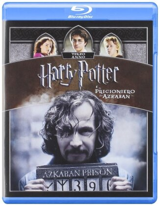 Harry Potter e il prigioniero di Azkaban (2004) (Blu-ray + Digital Copy)