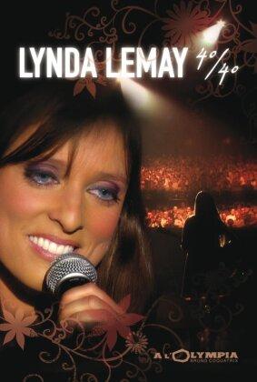 Lemay Lynda - 40 / 40