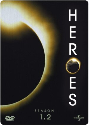 Heroes - Staffel 1.2 (Steelbook, 3 DVDs)