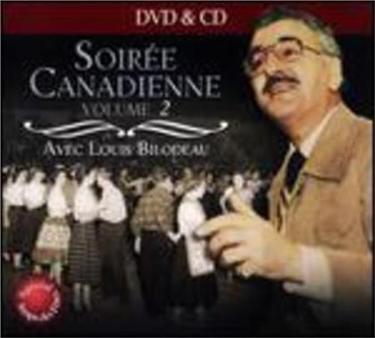 Various Artists - La Soiree Canadienne, Vol. 2 (DVD + CD)