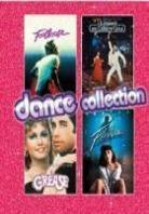 Dance Collection - Footlose / Febbre del sab. / Grease / Flashdance (4 DVDs)