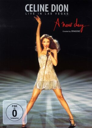 Céline Dion - A New Day... Live in Las Vegas (English Vers.)