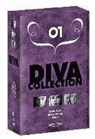 Diva Collection - The Black Dahlia / Aeon Flux / Bobby (3 DVD)