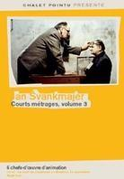 Jan Svankmajer - Courts métrages Vol. 3