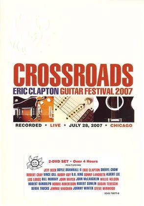 Eric Clapton - Crossroads Guitar Festival 2007 (2 DVDs)