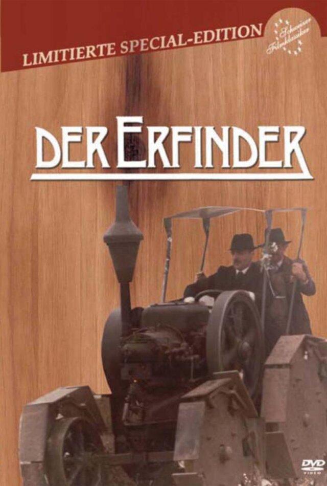 Der Erfinder (Limitierte Special Edition Holzverpackung)