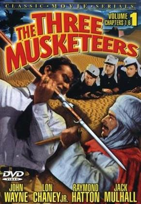 Three Musketeers - 1 and 2 (2 DVD)