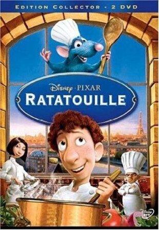 Ratatouille (2007) (Édition Collector, Steelbook, 2 DVD)