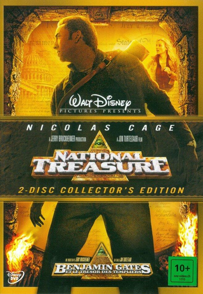 National Treasure - Benjamin Gates et le trésor des templiers (2004) (Collector's Edition, 2 DVDs)