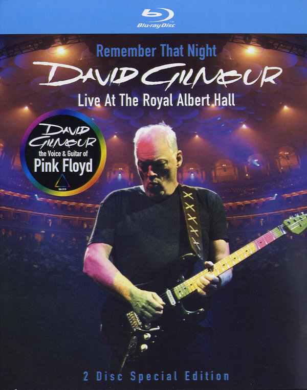 David Gilmour - Remember that night - At the Royal Albert Hall