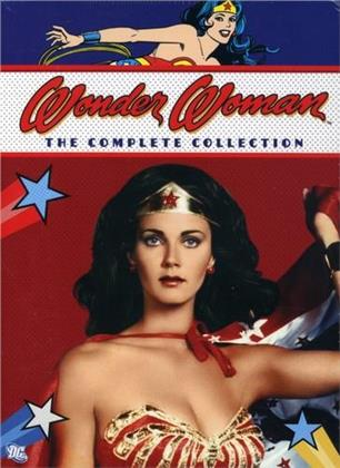 Wonder Woman - Complete Series Collection (Gift Set, 11 DVDs)