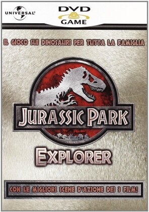 Jurassic Park: Explorer - (DVD-Game)