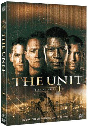 The Unit - Stagione 1 (4 DVDs)