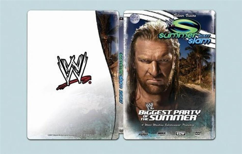 WWE: Summerslam 2007 - The biggest Party of the Summer (Limited Edition)
