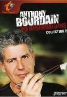 Anthony Bourdain - No Reservations Collection 2 (3 DVDs)