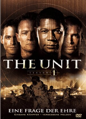 The Unit - Staffel 1 (4 DVDs)