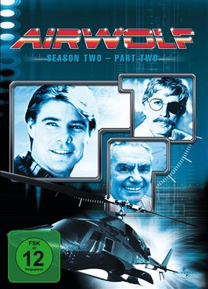 Airwolf - Staffel 2.2 (3 DVDs)