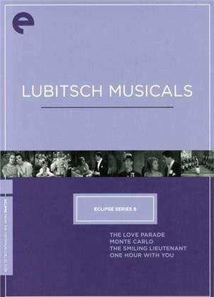 Lubitsch Musicals - Eclipse Series 8 (Criterion Collection, 4 DVDs)