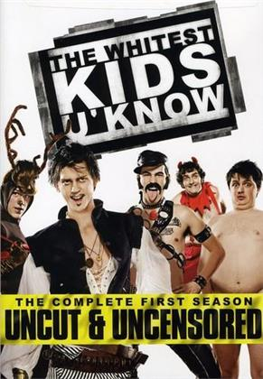 The Whitest Kids U' Know (Uncut, 2 DVDs)