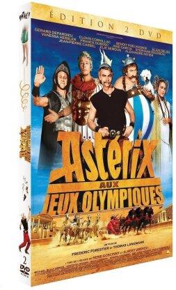 Astérix aux Jeux Olympiques (2007) (Collector's Edition, 2 DVD)
