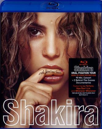 Shakira - Oral Fixation Tour: Live In Miami (Blu-ray + CD)