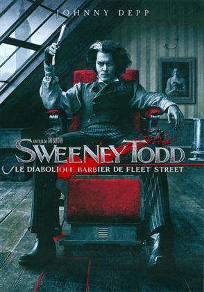 Sweeney Todd - Le diabolique barbier de Fleet Street (2007)
