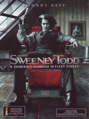 Sweeney Todd - The demon barber of Fleet Street (2007) (Single Edition)
