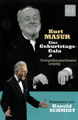 Gewandhausorchester Leipzig, Kurt Masur & Harald Schmidt - Eine Geburtstagsgala (Euro Arts)